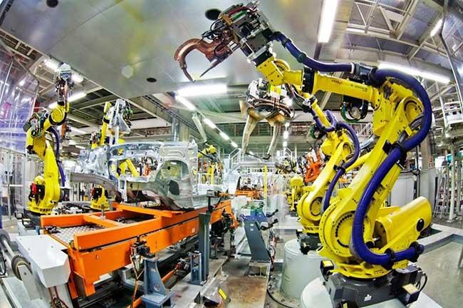 Sự tăng trưởng của AI trong ngành tự động hóa công nghiệp