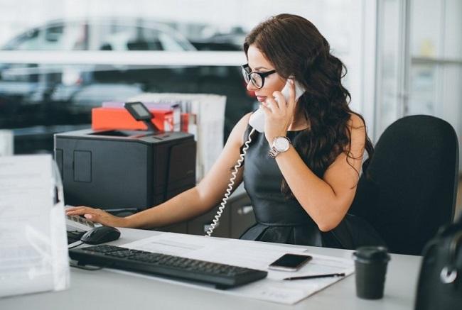 Thư ký văn phòng là gì?