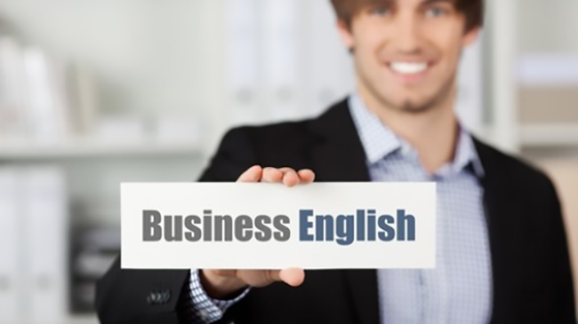 Thực tập tiếng Anh thương mại