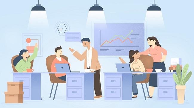 Thực tập tốt nghiệp quản trị kinh doanh - Cách chọn địa điểm tốt