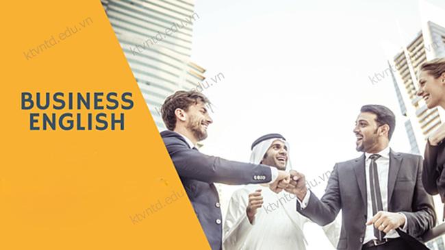 Tiếng Anh thương mại và cơ hội làm việc