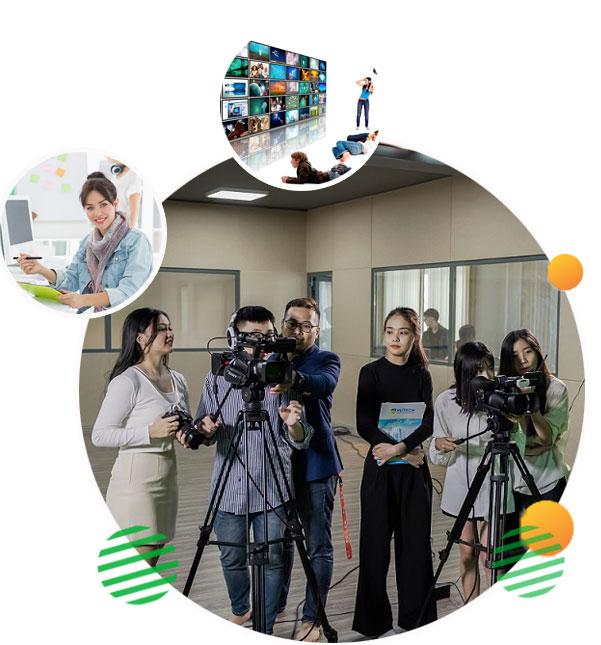 Cơ hội việc làm ngành truyền thông đa phương tiện