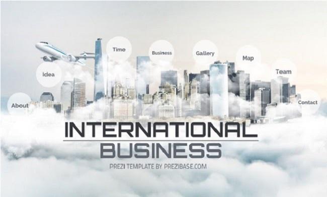 Đôi nét về kinh doanh quốc tế