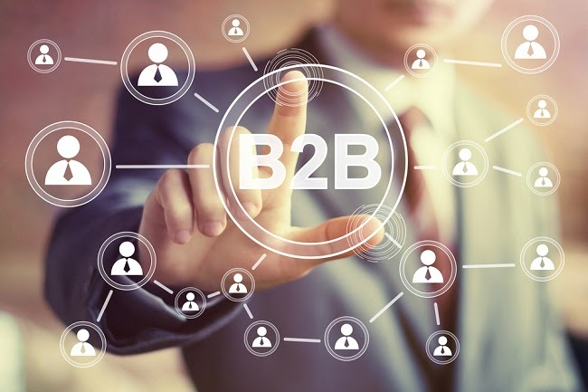 Mô hình B2B trong thương mại điện tử được viết tắt từ cụm từ Business to Business