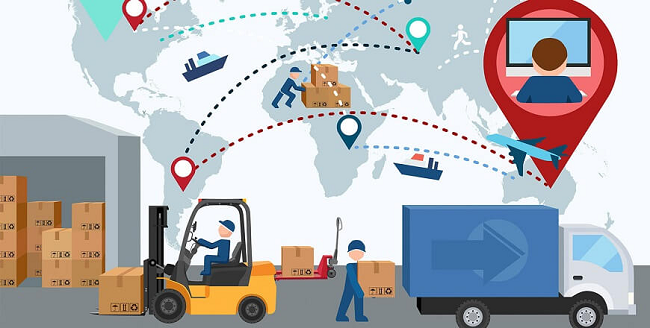 Định nghĩa ngành logistics