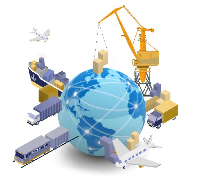Dịch vụ Logistics là một trong những hoạt động thương mại của các thương nhân