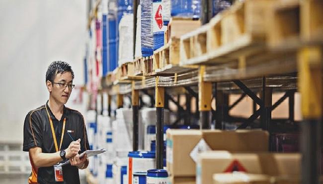 Nhân viên hiện trường là một trong các các vị trí trong ngành logistics