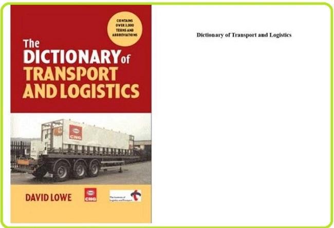 Cuốn sách này trình bày định nghĩa, khái niệm và các từ viết tắt thường gặp trong Logistics