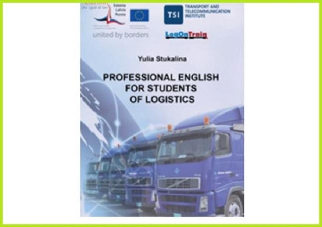 Professional English for students of logistics gồm 10 bài học về chuyên ngành xuất nhập khẩu