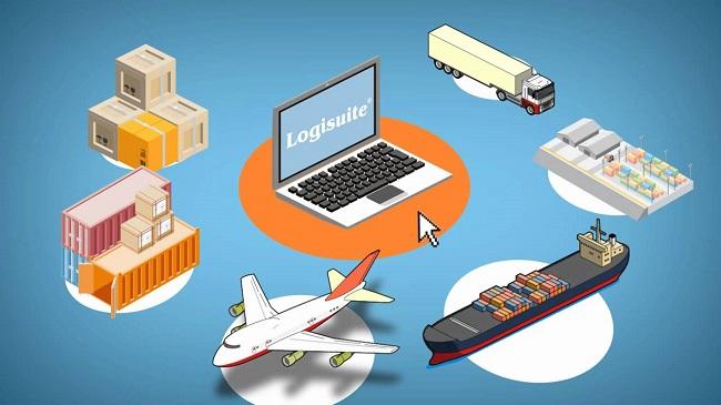 Tìm hiểu ứng dụng công nghệ thông tin trong Logistics